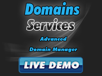 Budget domain name registrations & transfers